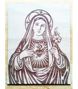 Nepoškvrnené Srdce Panny Márie